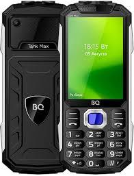 Мобильный <b>телефон BQ BQ</b>-<b>3586</b> Tank Max (черный)