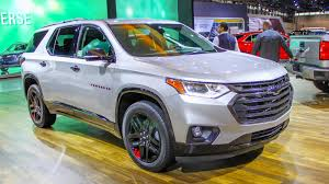 Chevrolet Traverse Reviews, Specs & Prices - Top Speed