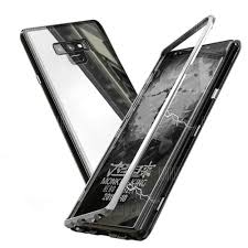 <b>Magnetic</b> Adsorption Metal Tempered Glass <b>Case Cover for</b> ...