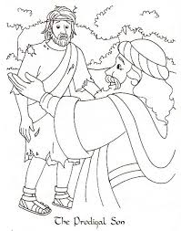 the prodigal son coloring pages.  Pages Image Result For Parable Of The Prodigal Son Coloring Pages To The Prodigal Son Coloring Pages C