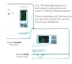 thermostat honeywell millivolt wifi for gas fireplace electrical how to find the right my intended