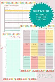 monthly planner free download 2014 planner organise my life free printable download week