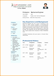 Mechanical Engineering Resume Template Fresh Mechanic Cv Resume