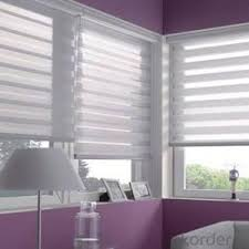 Office Curtains Motorized Transparent Pvc Fabric Window Blinds Office Curtains And
