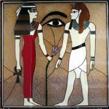 Image result for osiris and isis