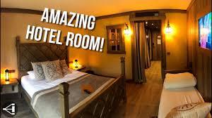 Parc Astérix Hotel La Cité Suspendue Room Tour Duplex And Family Rooms