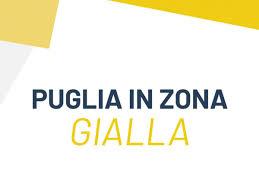 Puglia in zona gialla da giovedì 11 febbraio - Ostuni Notizie
