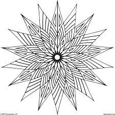 36 Printable Geometric Coloring Pages Free Printable Geometric