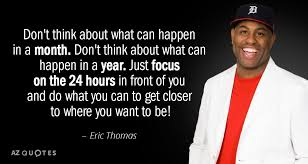 Eric Thomas Quotes Enchanting TOP 48 QUOTES BY ERIC THOMAS Of 48 AZ Quotes