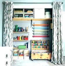 curtain as closet door ideas wardrobe covers you might dorm curt