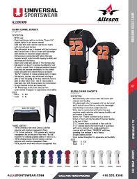 Universal Lacrosse Uniform Catalog_alleson_newbalance Part 3