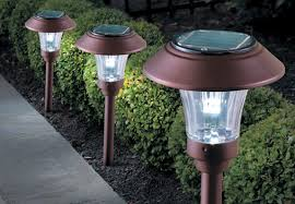 solar garden lights and lighting from