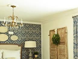 rustic traditional bedroom