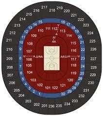 Thomas Mack Center Las Vegas Nv Seating Chart Stage