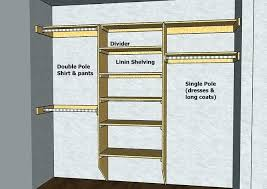 building closet organizers photo 5 of 9 shelving wood organizer small ideas how to build shelves wooden pho