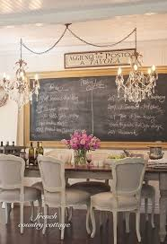 time fancy dining room. Simple Time Romantic Dining Room With Chalkboard And Chandelier Throughout Time Fancy M