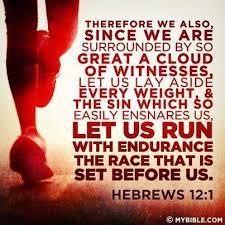 Image result for Hebrews 12:1-3