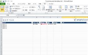 To Do List Excel Templates Task Spreadsheet Template Elita Aisushi