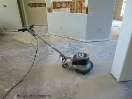 how to remove tile from concrete floor breathtaking removing tile from concrete floor the best way