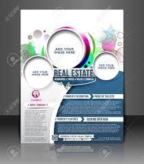 real estate flyer poster template design royalty cliparts real estate flyer poster template design stock vector 26623008