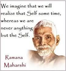 Ramana Maharishi on Pinterest | Itunes, Pockets and Wisdom via Relatably.com