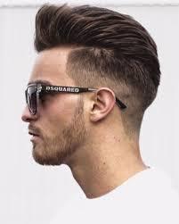Mannen Kapsels 2017 Kort Opgeschoren Kapsels Halflang Haar