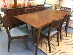 drexel profile dining table 1956