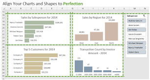 Duplicate Chart Excel How To Copy And Align Charts And Shapes In Excel
