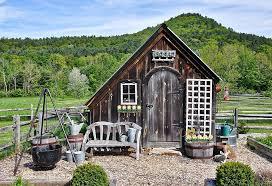 gardening rural wooden outdoor