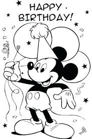 happy birthday coloring pages for dad birthday coloring pages for kids birthday coloring pages for kids