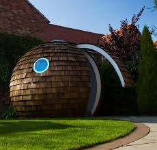 eco friendly office. Archipod Eco-Friendly Garden Office Pod (4) Eco Friendly