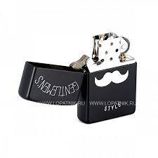 <b>Зажигалка ZIPPO Gentleman's Style</b> Zippo 28663, цена 2 686 руб ...