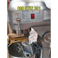 Máy trộn bột 20L có 3 càng đánh cực mạnh, nhào bột đánh trứng siêu tốt