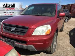 2004 honda pilot for in brampton on