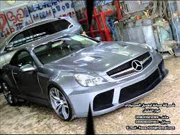 2005 mercedes sl500 r230 #146 designo wood design steering wheel black. Mercedes Modification Benz Sl Body Kit Photos Youtube