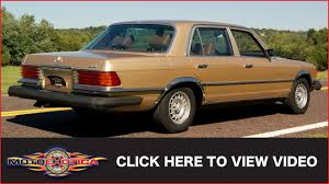 This listing is no longer available. 1979 Mercedes Benz 450 Sel 6 9 Sedan Sold Youtube