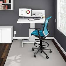 triple seated home office area. Office Standing + Adjustable Desks Triple Seated Home Area T