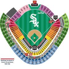 Sox Seating Chart 10 Game Plan Season Tickets Chicago White Sox