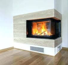 wood fireplace glass doors handle cleaning