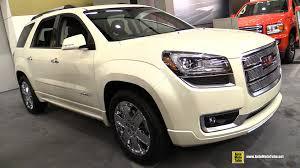 2015 gmc acadia interior. 2015 gmc acadia awd exterior and interior walkaround ottawa gatineau auto show gmc e