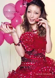神田うの ドレス 赤 70017re ウエディングドレスのレンタルなら愛