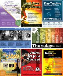 Flyers And Posters Interface Media Group Inc