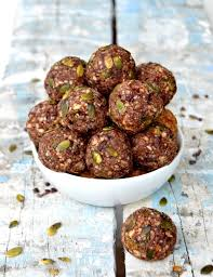 Freeze Dried Food Conversion Chart Almond Energy Balls With Dried Fruits