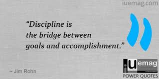 Discipline Quotes Best 48 Most Inspiring Quotes On Discipline The Foundation Of Success