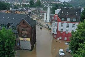 Germany Belgium flooding: More than 40 ...