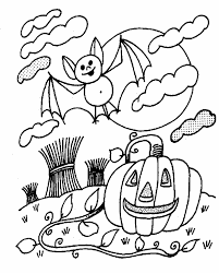 Small Picture Kids Halloween Coloring Pictures Fun for Halloween