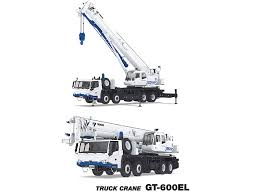 Tadano Unveils New Truck Crane Series