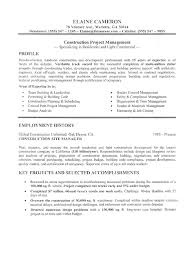 construction management resume examples   ziptogreen comconstruction management resume examples and get ideas how to create a resume   the best way