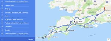 ultimate cornwall road trip itinerary