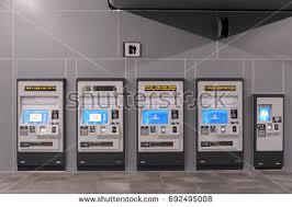 Automatic Ticket Vending Machine Project Inspiration 48th July 2048 KUALA LUMPURMALAYSIA Automatic Stock Photo Edit Now